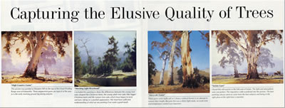 Article by John Wilson - Capturing the Elusive Quality of Trees